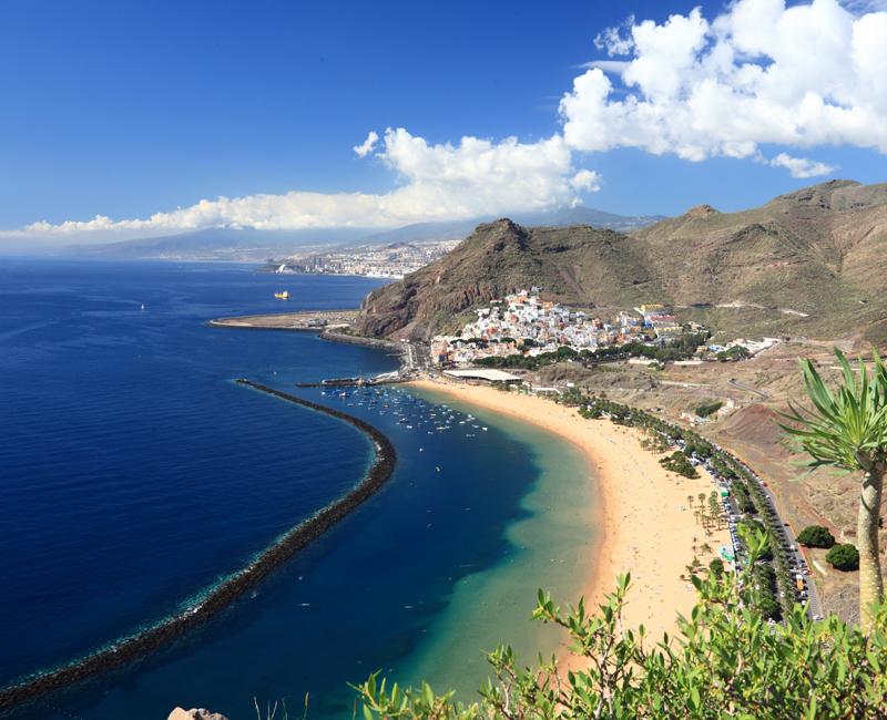 Tenerife Reise